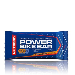 Nutrend Power Bike Bar 25g
