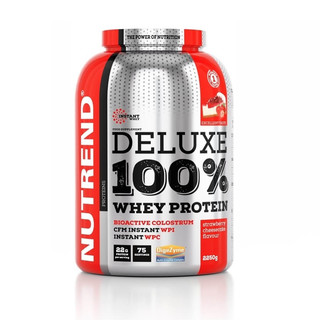 Powder Concentrate Nutrend Deluxe 100% WHEY 2,250g