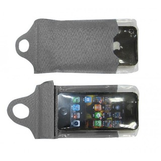 Waterproof case for phone Yate 14x10 cm - Grey