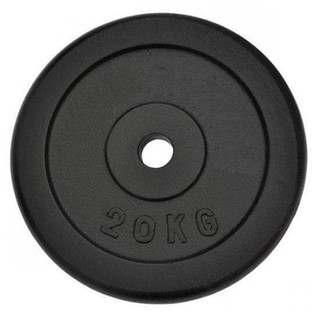 Weight plate Spartan 2x20kg