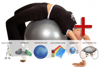 Healthy back / Home gym - complex consultancy
