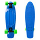 Plastic Pennyboard WORKER Blace 27ʺ