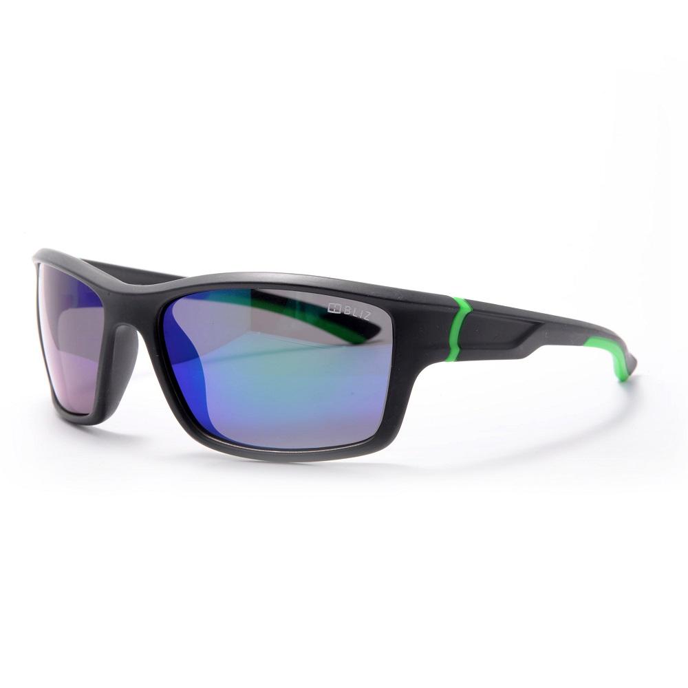 47d4b95cd3 Polarized Sunglasses Bliz B Dixon - Black-Green - inSPORTline