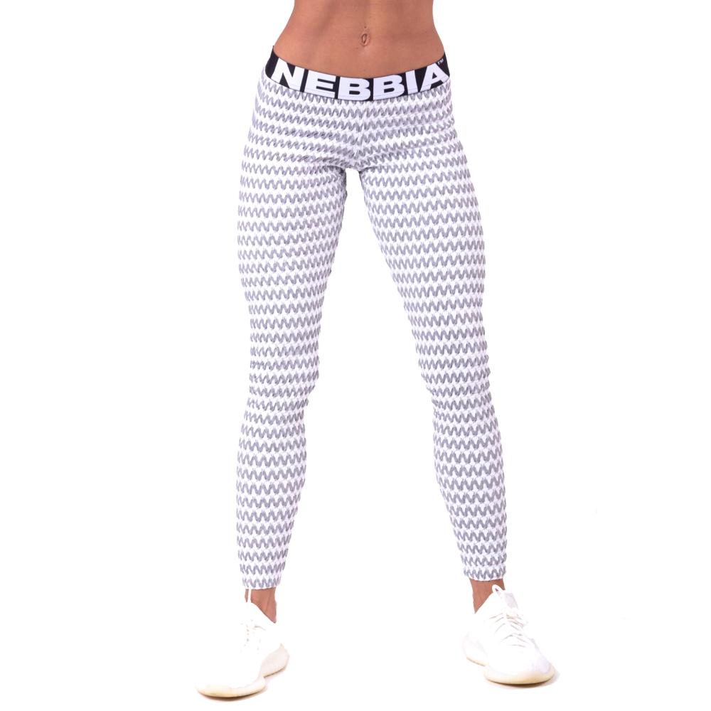 Nebbia Boho Style 3D pattern leggings 658