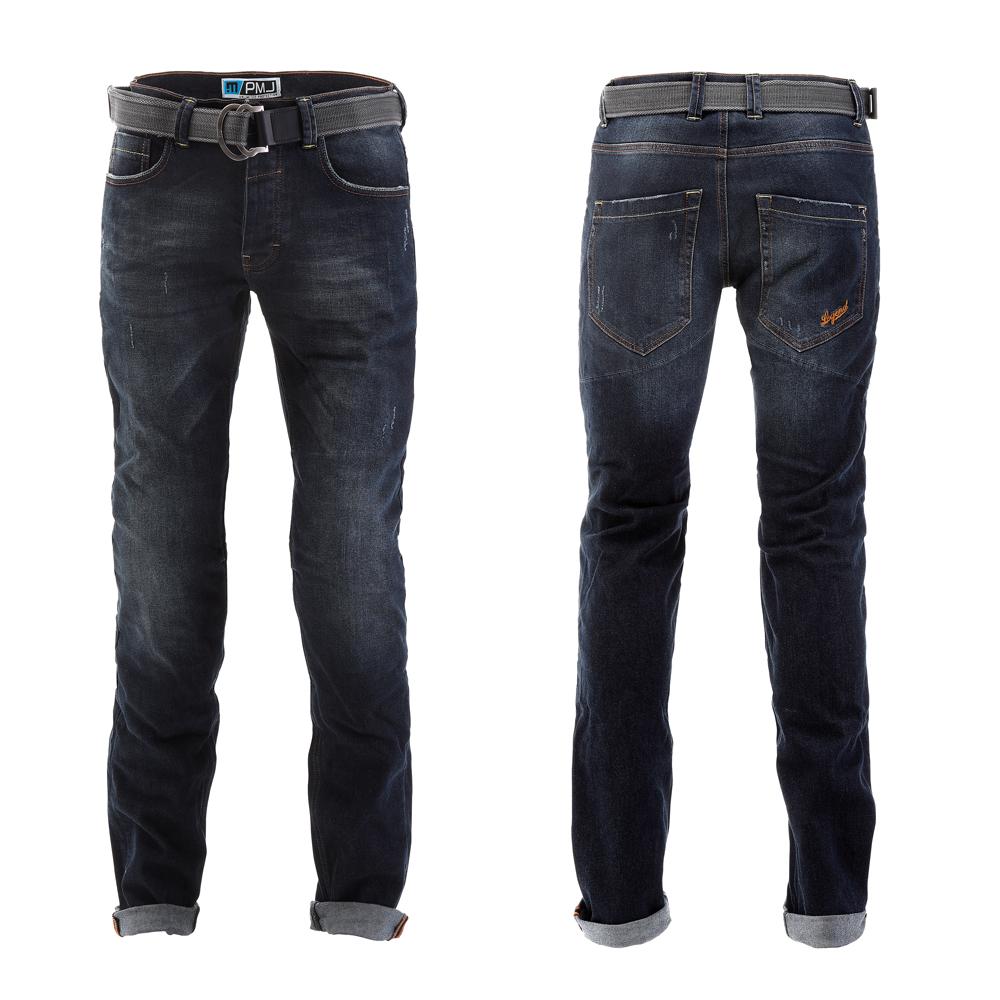 Mens jeans design legends jeans - Men S Moto Jeans Pmj Legend Caf Racer Blue