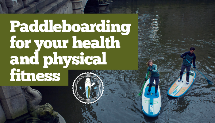 10 Ways Paddleboarding Benefits Your Health