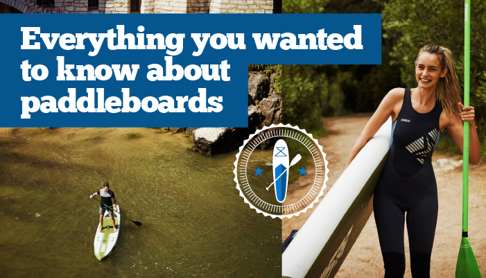 How to Choose a Paddleboard?